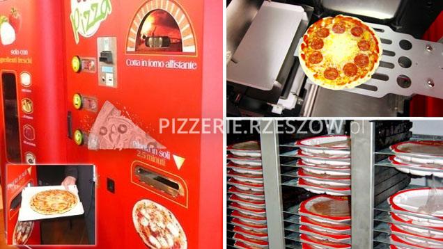 automat do robienia pizzy